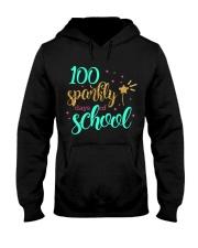 100 SPARKLY DAYS OF SCHOOL Hooded Sweatshirt thumbnail