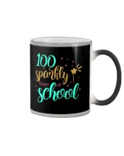 100 SPARKLY DAYS OF SCHOOL Color Changing Mug thumbnail