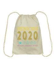 SENIORS 2020 Drawstring Bag thumbnail