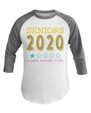SENIORS 2020 Baseball Tee thumbnail