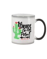 1ST GRADE IS ON POINT Color Changing Mug thumbnail