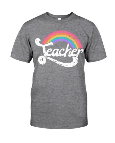 TEACHER RAINBOW