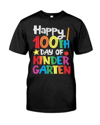 HAPPY 100TH DAY KINDER