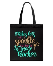 1ST GRADE TEACHER Tote Bag thumbnail