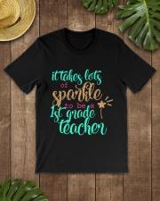 1ST GRADE TEACHER Classic T-Shirt lifestyle-mens-crewneck-front-18