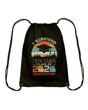12TH GRADE  Drawstring Bag thumbnail