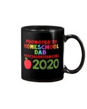 PROMOTED TO HOMESCHOOL DAD Mug thumbnail