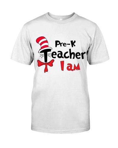 PRE-K TEACHER I AM