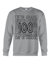 FIFTH GRADE TYPO Crewneck Sweatshirt thumbnail