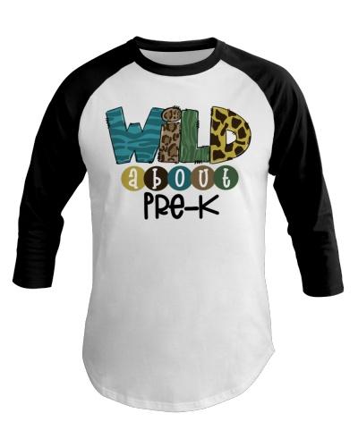WILD ABOUT PRE-K