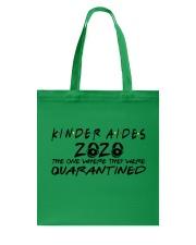 KINDER AIDES Tote Bag thumbnail