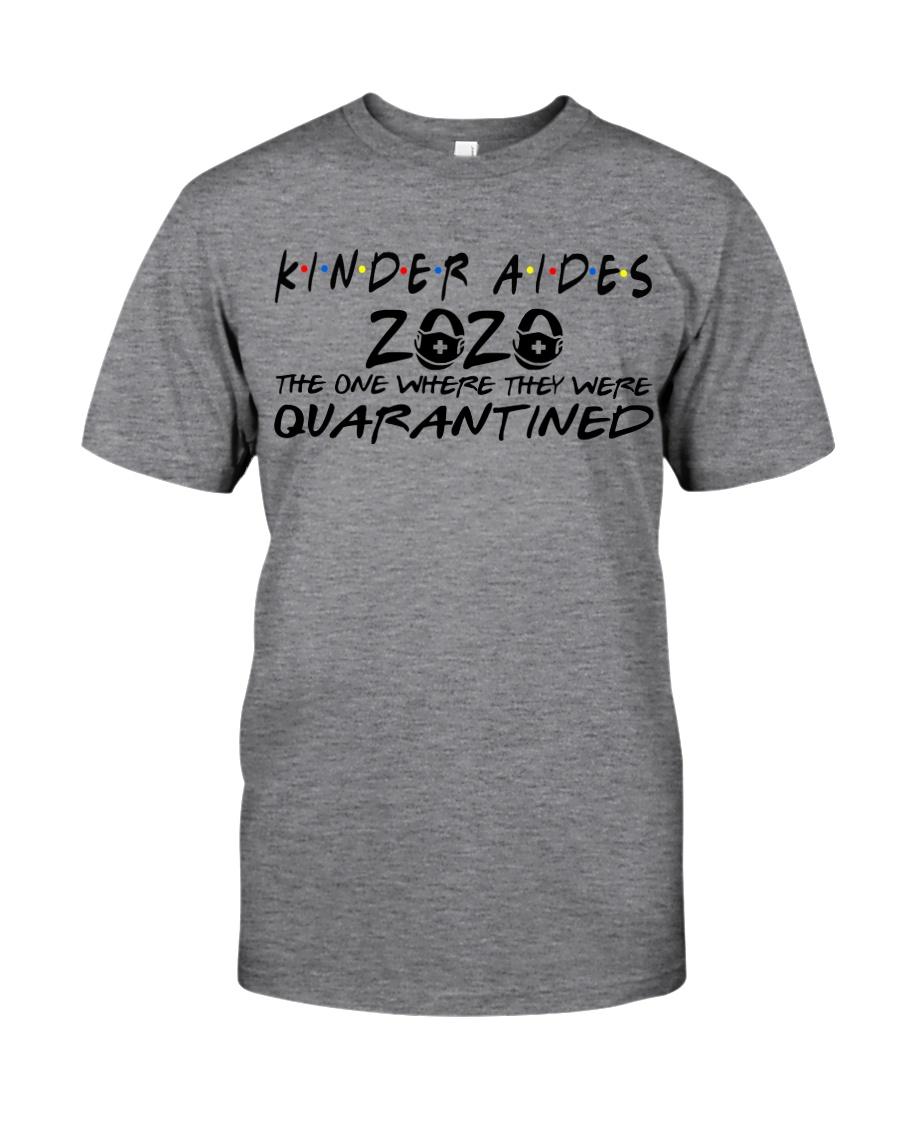 KINDER AIDES Classic T-Shirt