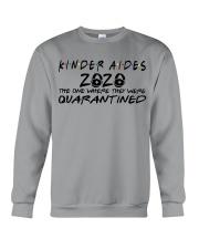 KINDER AIDES Crewneck Sweatshirt thumbnail