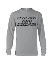 KINDER AIDES Long Sleeve Tee thumbnail