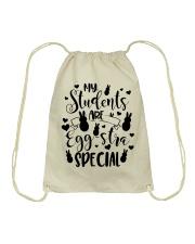 MY STUDENTS ARE EGG-TRA SPECIAL Drawstring Bag thumbnail