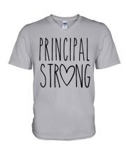 PRINCIPAL STRONG V-Neck T-Shirt thumbnail