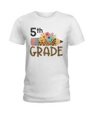 FIFTH GRADE - ART Ladies T-Shirt thumbnail