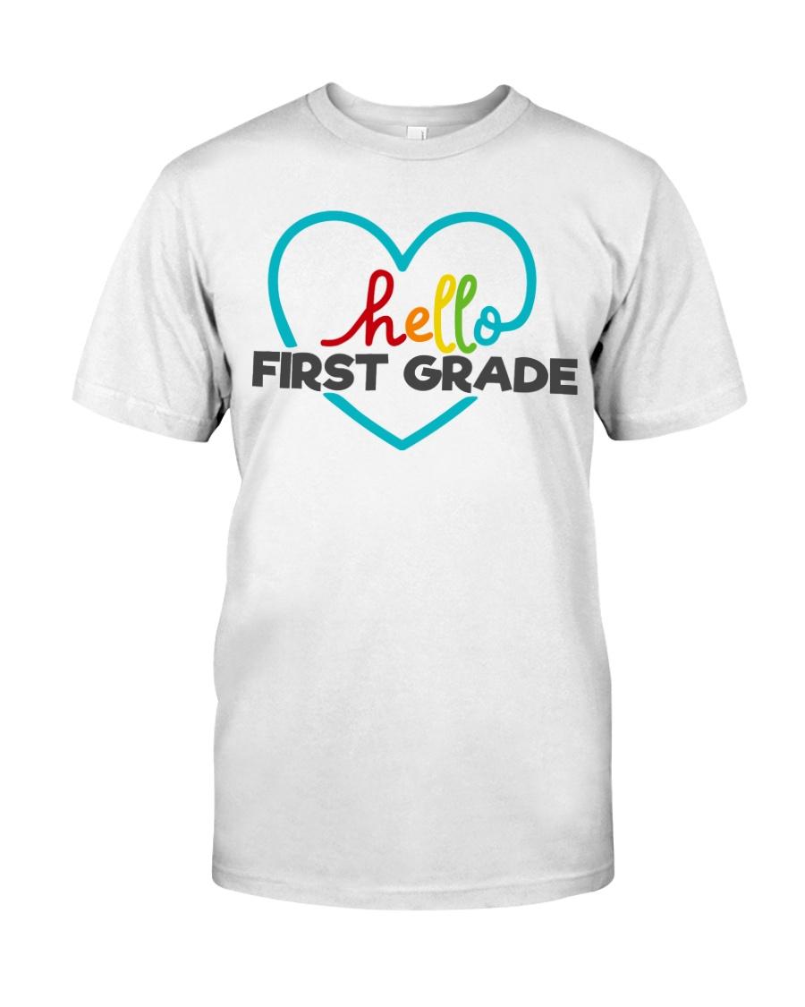 HELLO 1ST GRADE Classic T-Shirt