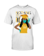 YELLOW - NOTHING CAN STOP ME Classic T-Shirt front