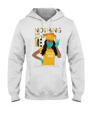 YELLOW - NOTHING CAN STOP ME Hooded Sweatshirt thumbnail