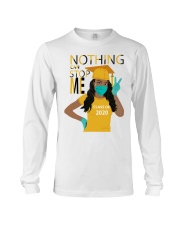 YELLOW - NOTHING CAN STOP ME Long Sleeve Tee thumbnail