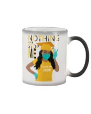 YELLOW - NOTHING CAN STOP ME Color Changing Mug thumbnail