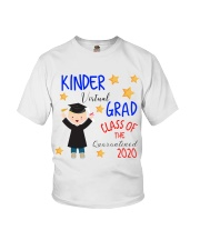 KINDERGARTEN BOY Youth T-Shirt front