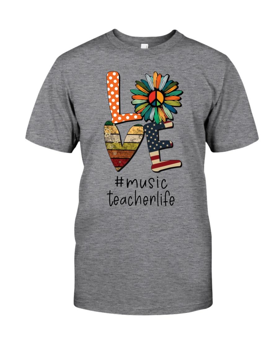 MUSIC TEACHER Classic T-Shirt