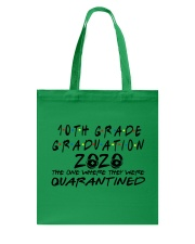 10TH GRADE Tote Bag thumbnail