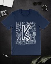 KINDERGARTEN Classic T-Shirt lifestyle-mens-crewneck-front-16