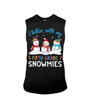 FIFTH GRADE SNOWMIES Sleeveless Tee thumbnail