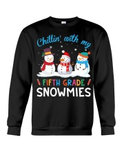 FIFTH GRADE SNOWMIES Crewneck Sweatshirt thumbnail