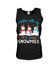 FIFTH GRADE SNOWMIES Unisex Tank thumbnail