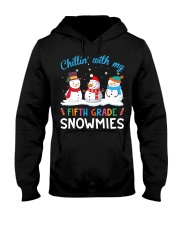 FIFTH GRADE SNOWMIES Hooded Sweatshirt thumbnail