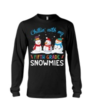 FIFTH GRADE SNOWMIES Long Sleeve Tee thumbnail