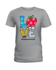 SCHOOL SECRETARY Ladies T-Shirt thumbnail