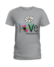 TEACHER LIFE Ladies T-Shirt front