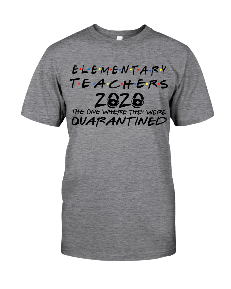 ELEMENTARY TEACHERS Classic T-Shirt