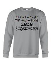 ELEMENTARY TEACHERS Crewneck Sweatshirt thumbnail