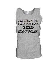 ELEMENTARY TEACHERS Unisex Tank thumbnail