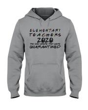 ELEMENTARY TEACHERS Hooded Sweatshirt thumbnail