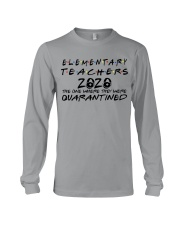 ELEMENTARY TEACHERS Long Sleeve Tee thumbnail