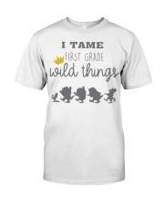 FIRST GRADE Classic T-Shirt thumbnail
