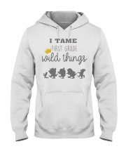 FIRST GRADE Hooded Sweatshirt thumbnail