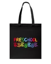 PRESCHOOL TEACHER DESIGN Tote Bag thumbnail