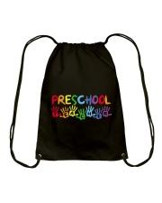 PRESCHOOL TEACHER DESIGN Drawstring Bag thumbnail