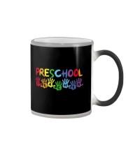 PRESCHOOL TEACHER DESIGN Color Changing Mug thumbnail