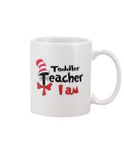 TODDLER TEACHER I AM Mug thumbnail