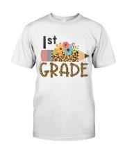 FIRST GRADE - ART Classic T-Shirt front