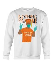 ORANGE - NOTHING CAN STOP ME Crewneck Sweatshirt thumbnail